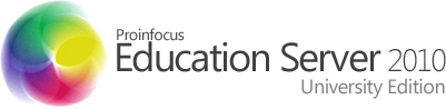 Proinfocus Education Server 2010